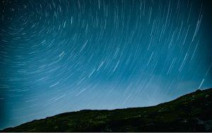 背景 夜空